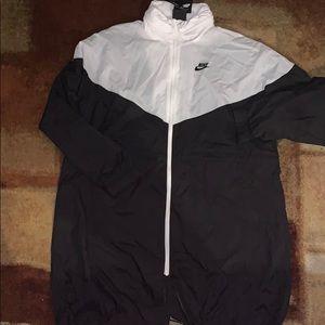 New Nike Loose Fit Jacket W/ Hood